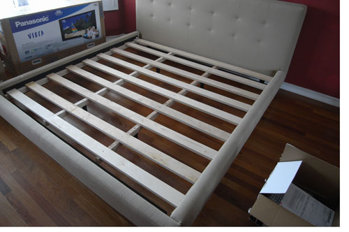 The Costco Version of the Tempurpedic / Sleep Number Bed Constructed ...