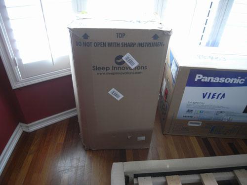 the costco version of the tempurpedic / sleep number bed