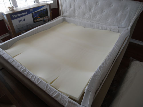 The Costco Version of the Tempurpedic Sleep Number Bed