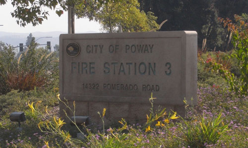 poway fire station 3